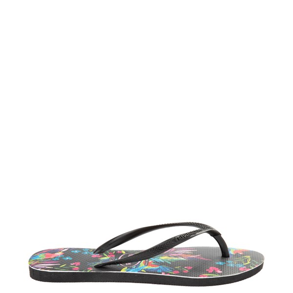 alternate view Womens Havaianas Slim SandalALT1
