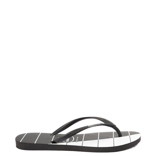 alternate view Womens Havaianas Slim Stripes SandalALT1