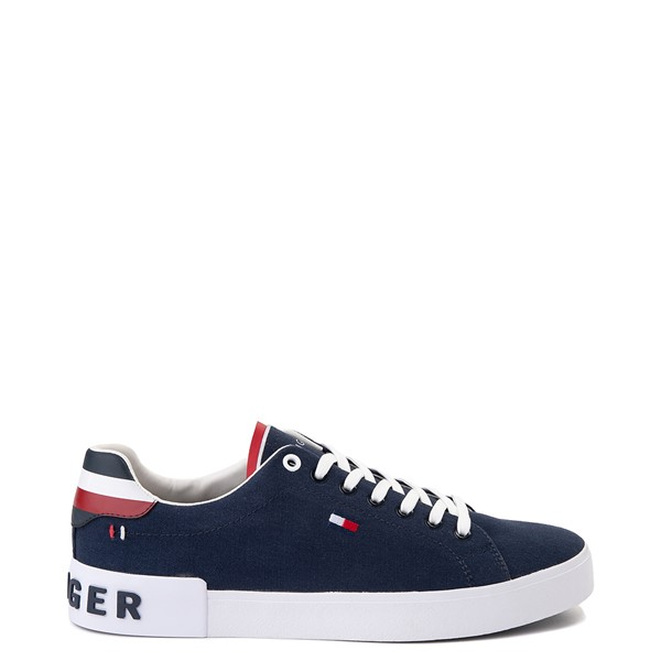 Main view of Mens Tommy Hilfiger Rezz Casual Shoe - Navy