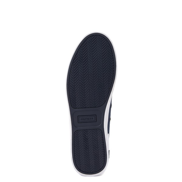 alternate view Mens Tommy Hilfiger Rezz Casual Shoe - NavyALT3