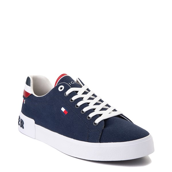 alternate view Mens Tommy Hilfiger Rezz Casual Shoe - NavyALT5