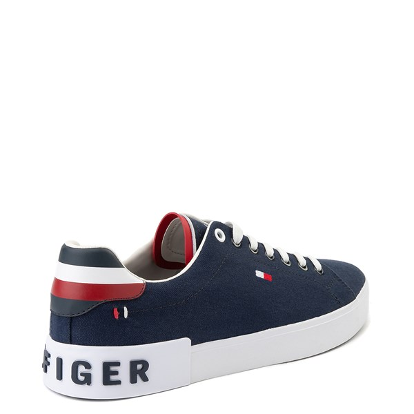 alternate view Mens Tommy Hilfiger Rezz Casual Shoe - NavyALT7
