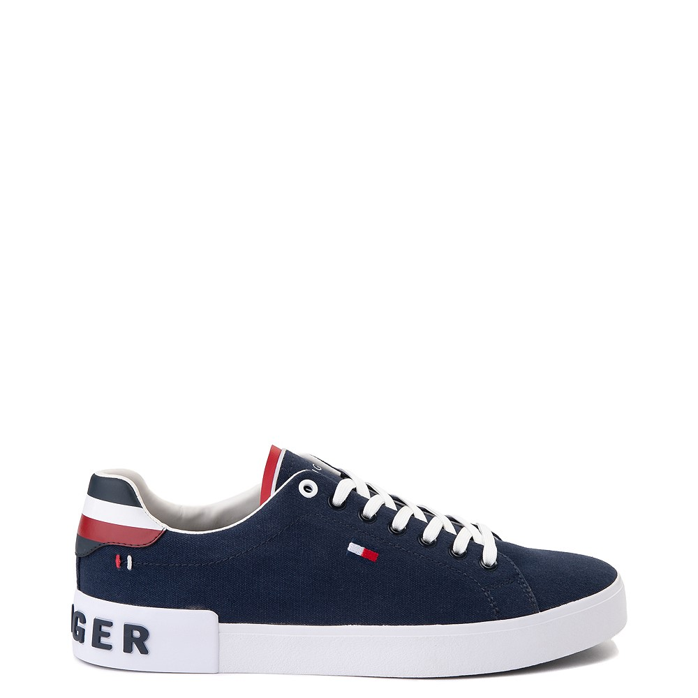 Mens Tommy Hilfiger Rezz Casual Shoe - Navy