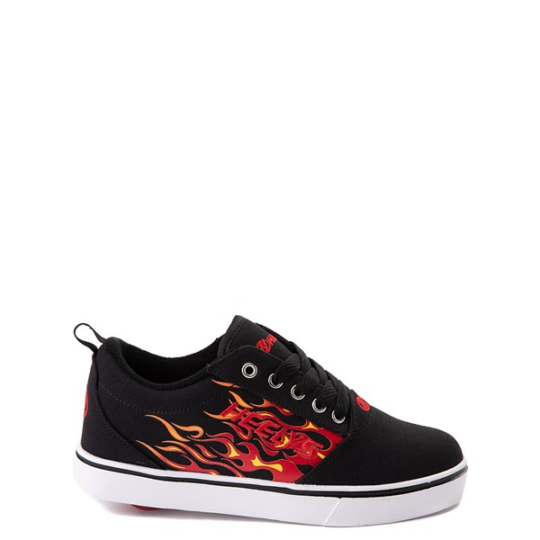 Heelys Pro 20 Flames Skate Shoe - Little Kid / Big Kid - Black