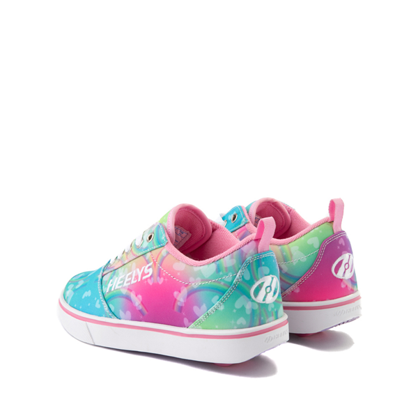 alternate view Heelys Pro 20 Tie Dye Rainbow Skate Shoe - Little Kid / Big Kid - MultiALT1