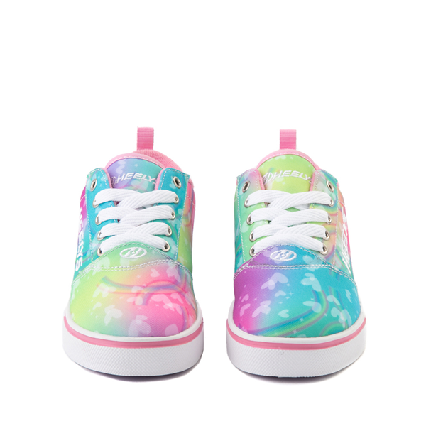 alternate view Heelys Pro 20 Tie Dye Rainbow Skate Shoe - Little Kid / Big Kid - MultiALT4