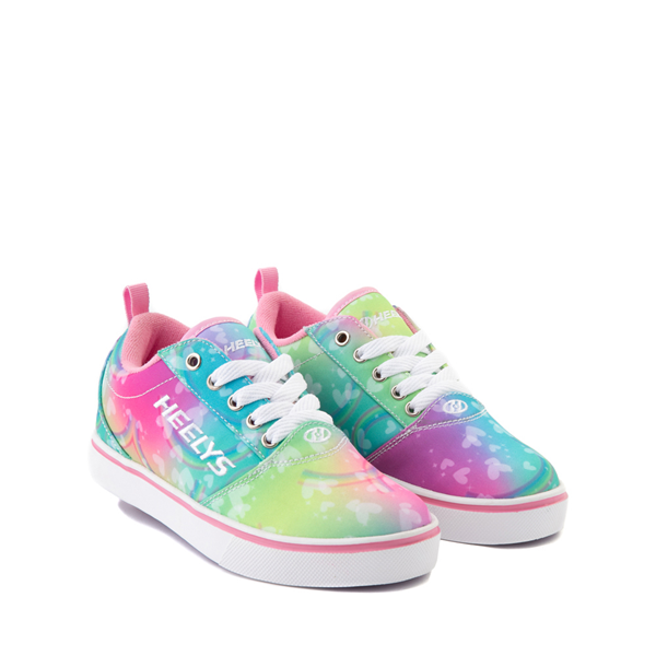 alternate view Heelys Pro 20 Tie Dye Rainbow Skate Shoe - Little Kid / Big Kid - MultiALT5