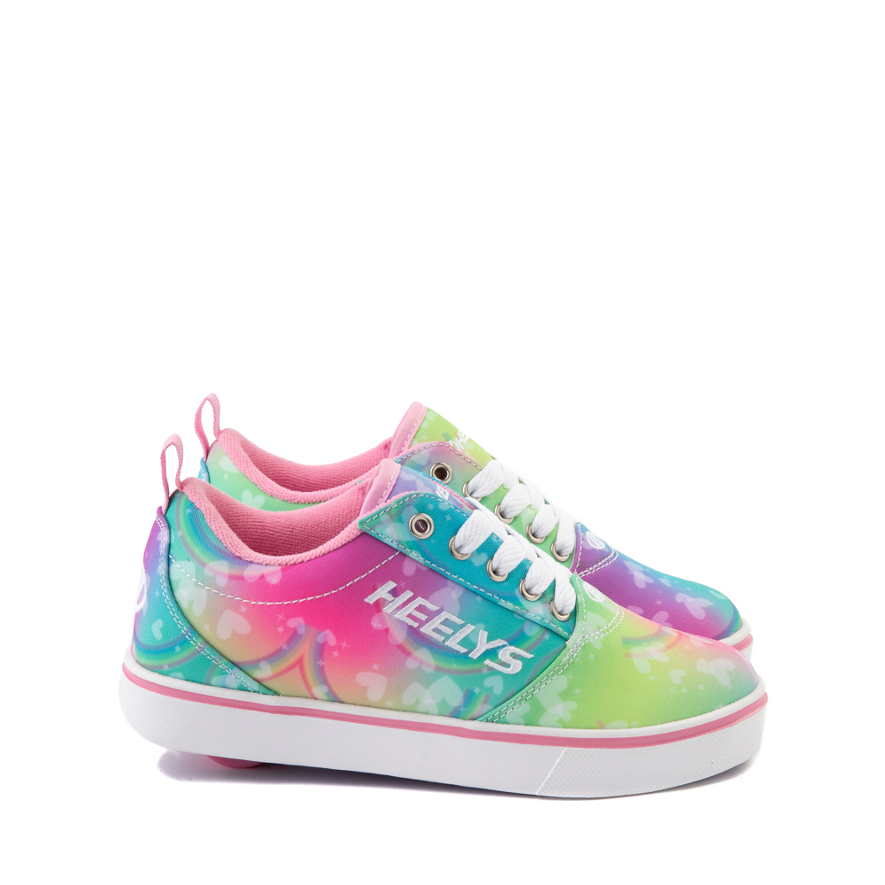 Heelys Pro 20 Tie Dye Rainbow Skate Shoe - Little Kid / Big Kid - Multi