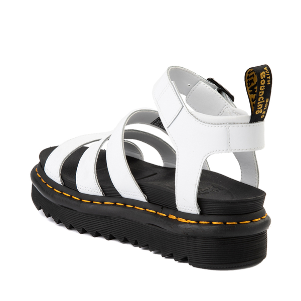alternate view Womens Dr. Martens Blaire Sandal - WhiteALT1