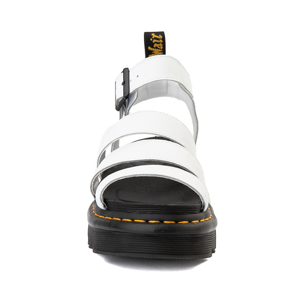 alternate view Womens Dr. Martens Blaire Sandal - WhiteALT4