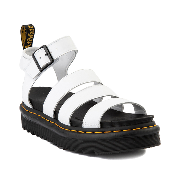 alternate view Womens Dr. Martens Blaire Sandal - WhiteALT5