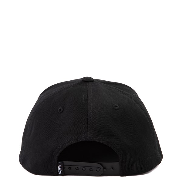 alternate view Vans OG Checkerboard Snapback Cap - Little Kid - BlackALT1