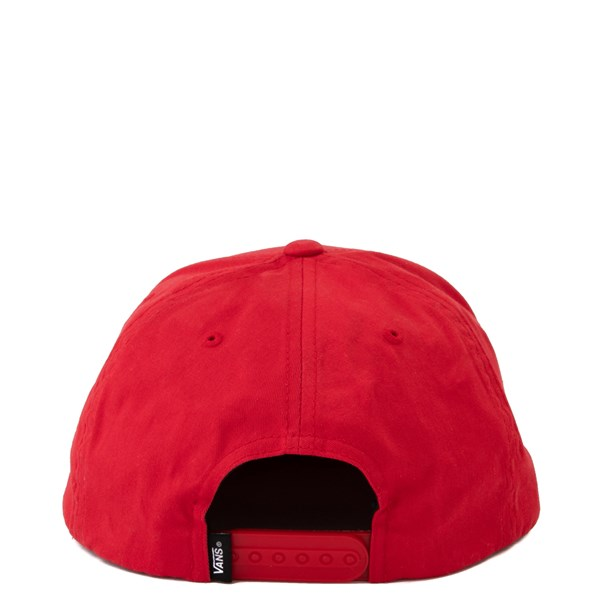 alternate view Vans Drop V Snapback Cap - Little Kid - Racing RedALT1