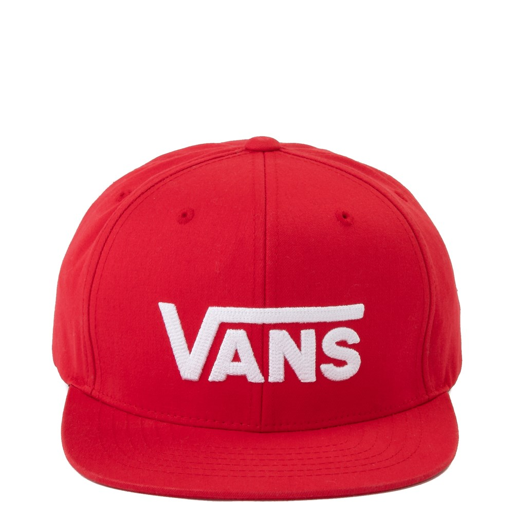 Vans Drop V Snapback Cap - Little Kid - Racing Red