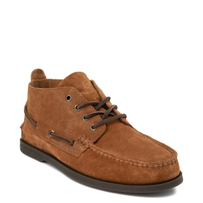Alternate view of Mens Sperry Top-Sider Authentic Original Chukka Boot - Tan