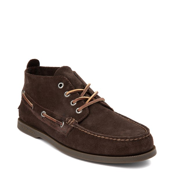 alternate view Mens Sperry Top-Sider Authentic Original Chukka Boot - BrownALT1