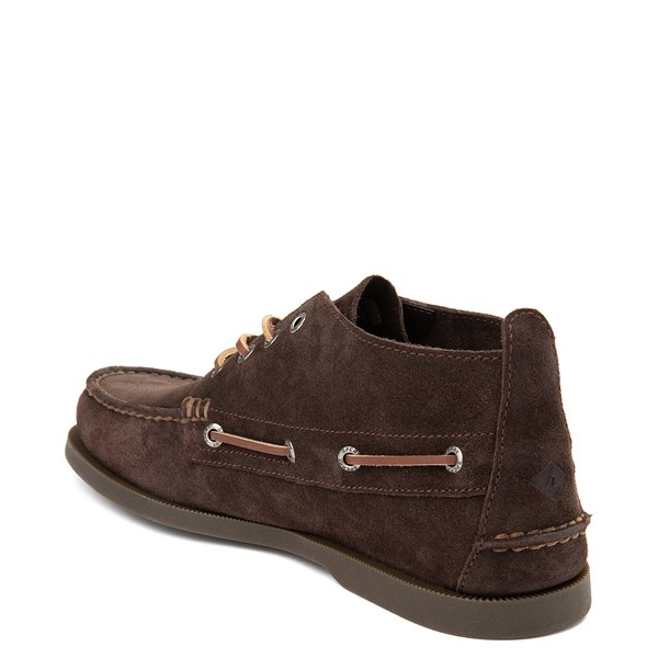 alternate view Mens Sperry Top-Sider Authentic Original Chukka Boot - BrownALT2