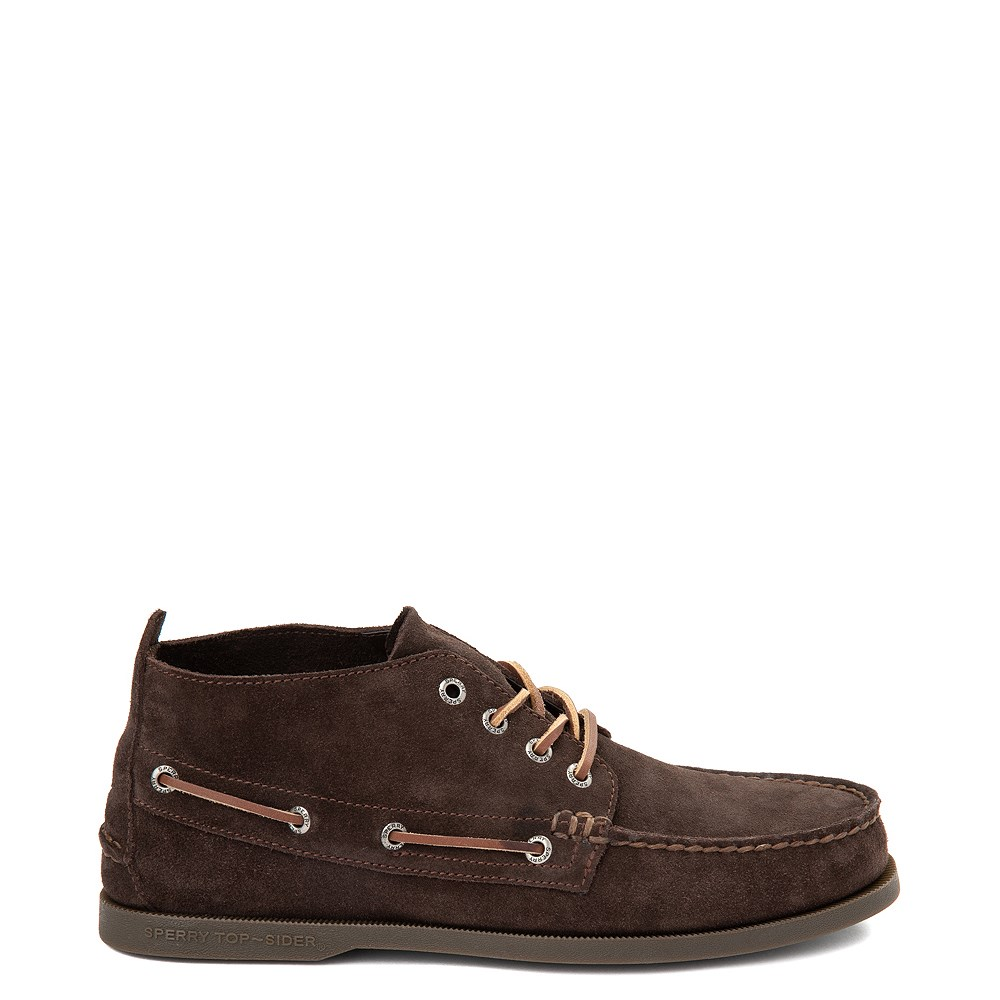 Mens Sperry Top-Sider Authentic Original Chukka Boot - Brown