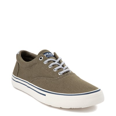 Alternate view of Mens Sperry Top-Sider Striper II Storm Casual Shoe - Olive