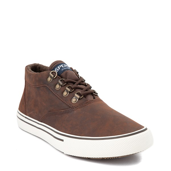 Alternate view of Mens Sperry Top-Sider Striper II Storm Chukka Boot - Brown