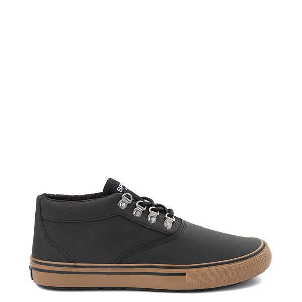 Mens Sperry Top-Sider Striper II Storm Chukka Boot - Black