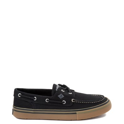 Main view of Mens Sperry Top-Sider Bahama II Storm Casual Shoe - Black