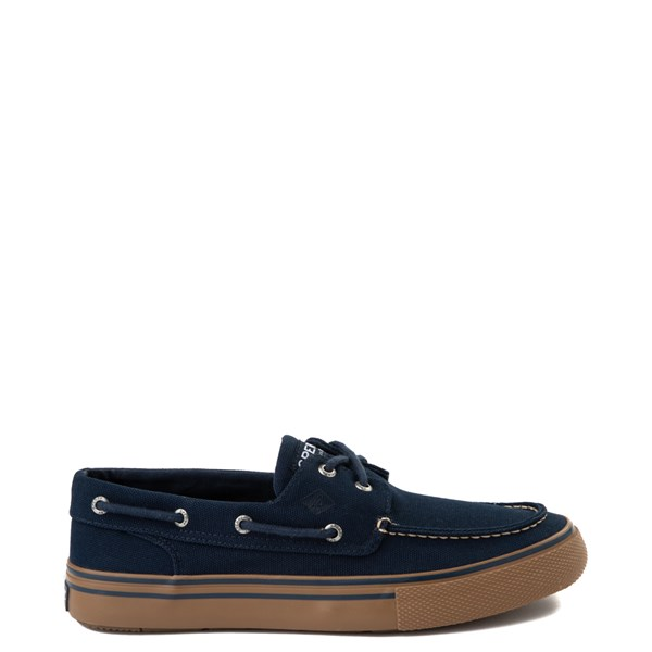 Mens Sperry Top-Sider Bahama II Storm Casual Shoe - Navy