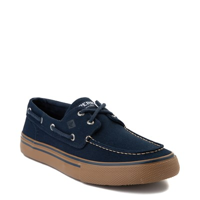 Alternate view of Mens Sperry Top-Sider Bahama II Storm Casual Shoe - Navy