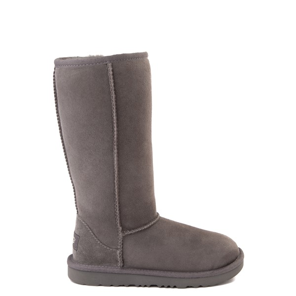 UGG® Classic Tall ll Boot - Little Kid / Big Kid - Gray