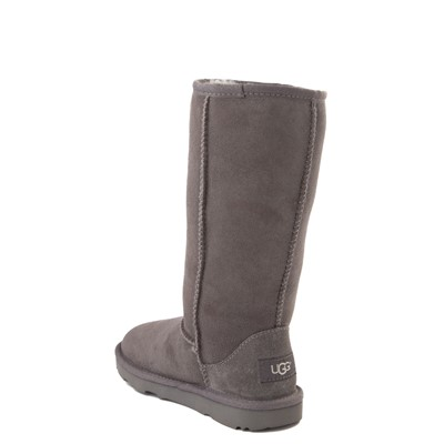 Alternate view of UGG® Classic Tall ll Boot - Little Kid / Big Kid - Gray