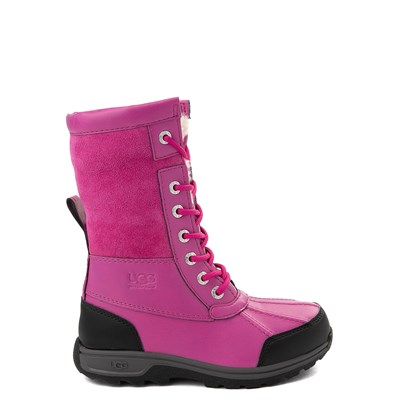 Alternate view of UGG® Butte II Boot - Little Kid / Big Kid - Fuchsia