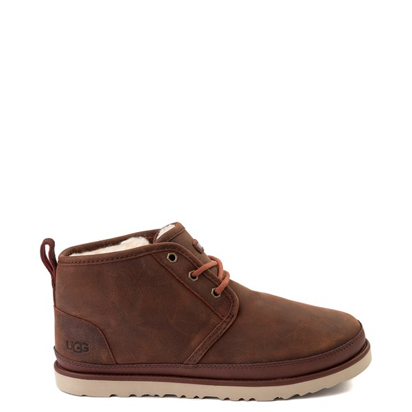 Mens UGG® Neumel Waterproof Casual Shoe - Chestnut