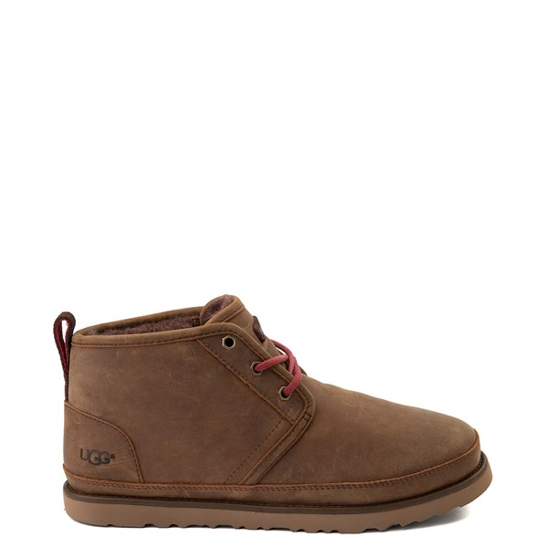 Mens UGG® Neumel Waterproof Casual Shoe - Grizzly