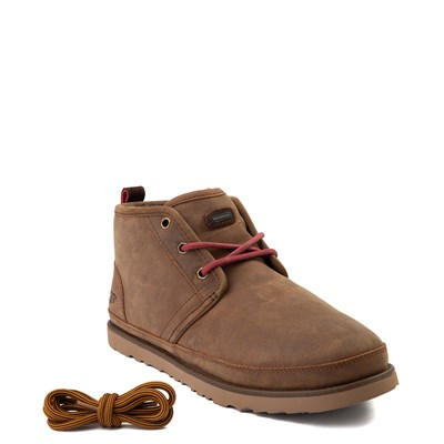 Alternate view of Mens UGG® Neumel Waterproof Casual Shoe - Grizzly