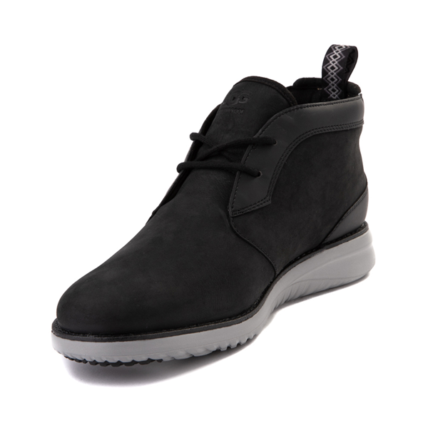 alternate view Mens UGG® Union Chukka Boot - BlackALT2