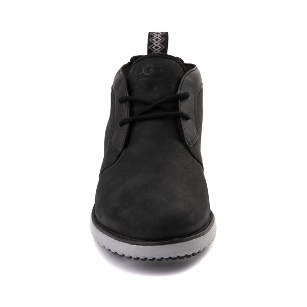 alternate view Mens UGG® Union Chukka Boot - BlackALT4