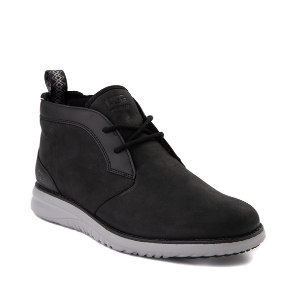 alternate view Mens UGG® Union Chukka Boot - BlackALT5
