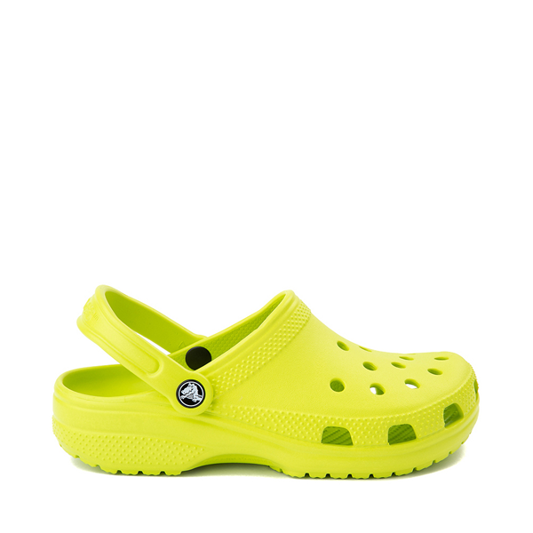 Main view of Crocs Classic Clog - Lime Punch