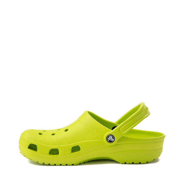 alternate view Crocs Classic Clog - Lime PunchALT1