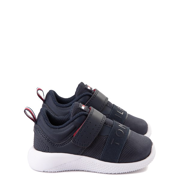 Tommy Hilfiger Cadet Athletic Shoe - Baby / Toddler - Navy