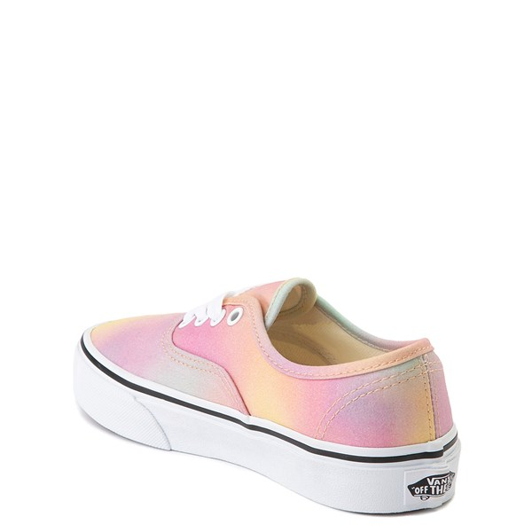 alternate view Vans Authentic Skate Shoe - Little Kid - Aura ShiftALT2