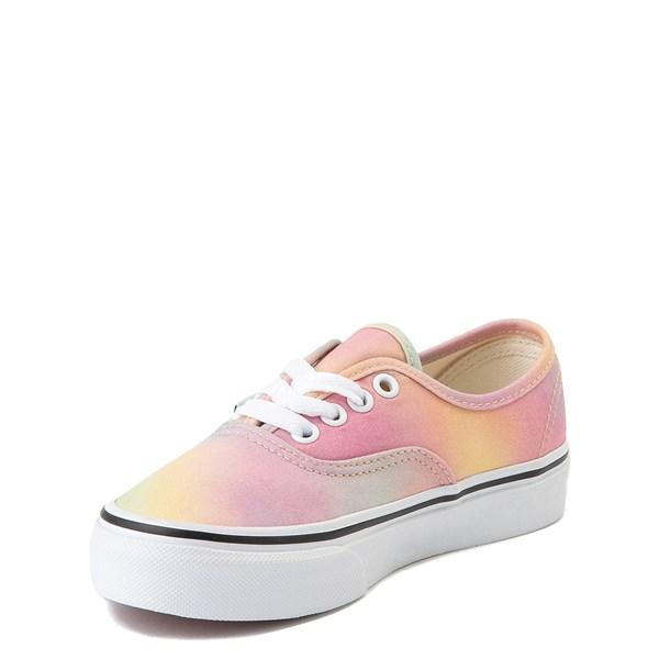 alternate view Vans Authentic Skate Shoe - Little Kid - Aura ShiftALT3