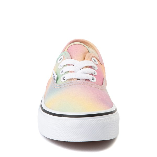 alternate view Vans Authentic Skate Shoe - Little Kid - Aura ShiftALT4