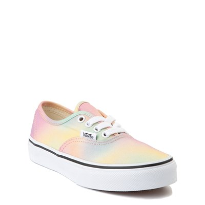 Alternate view of Vans Authentic Skate Shoe - Little Kid - Aura Shift