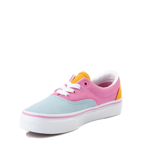 alternate view Vans Era Color-Block Skate Shoe - Little Kid - MultiALT3