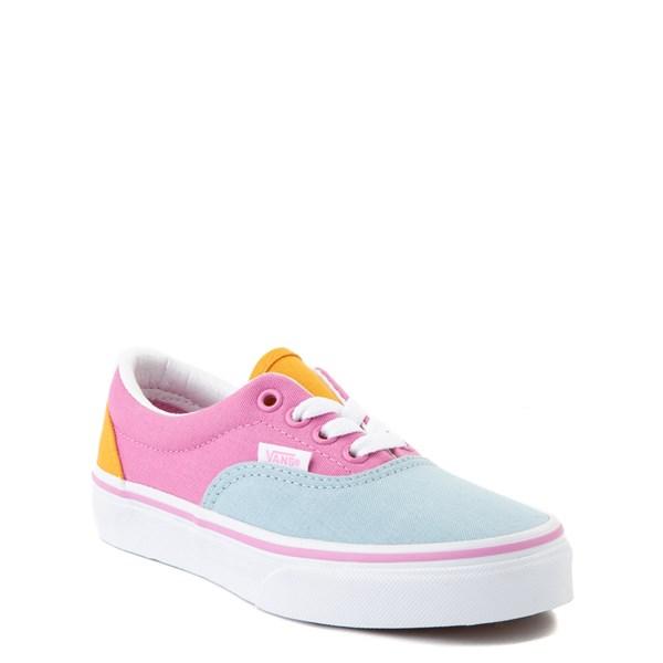 alternate view Vans Era Color-Block Skate Shoe - Big Kid - MultiALT1