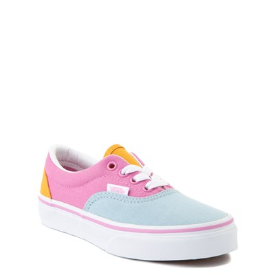 Alternate view of Vans Era Color-Block Skate Shoe - Big Kid - Multi