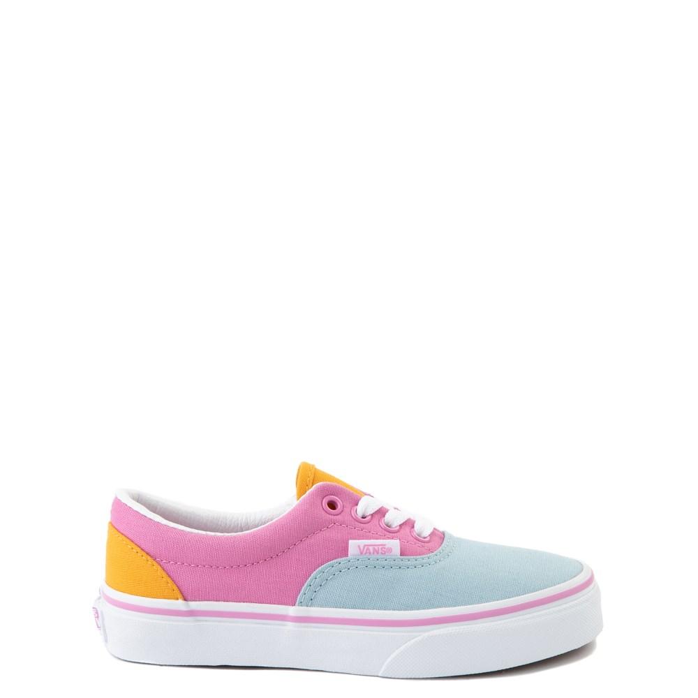 Vans Era Color-Block Skate Shoe - Big Kid - Multi