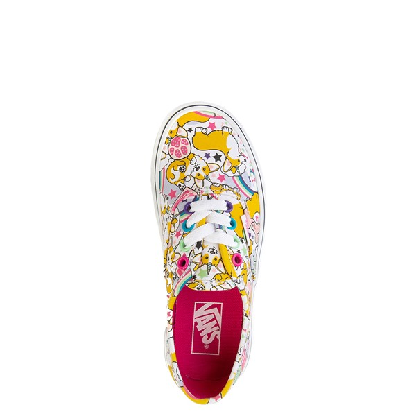 alternate view Vans Authentic Uni-Corgi Skate Shoe - Little Kid - MulticolorALT2