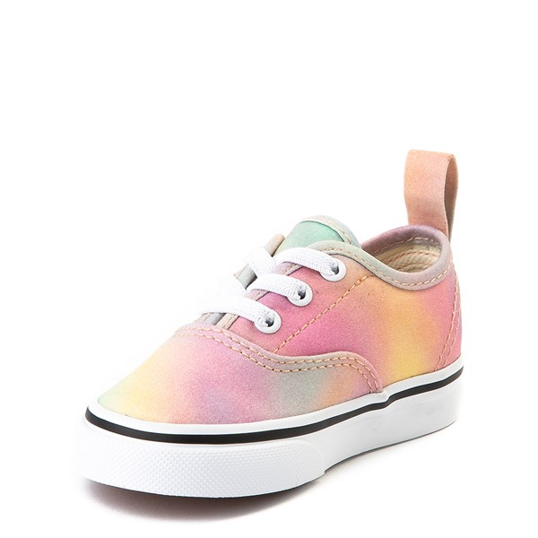 alternate view Vans Authentic Skate Shoe - Baby / Toddler - Aura ShiftALT2